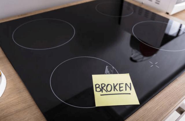 stove repair photo